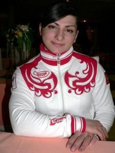 Svetlana Tsarukaeva